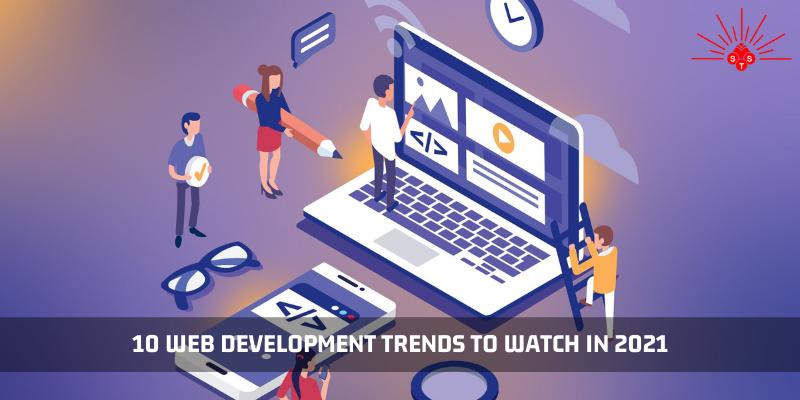 Web Development Trends of 2021 - SpringTimeSoftware
